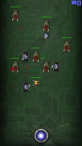 Cellfense - Imagem 2 do software