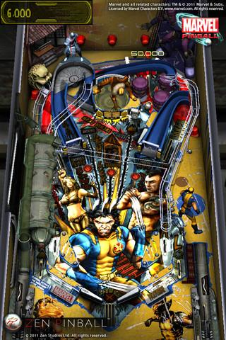 Zen Pinball - Imagem 2 do software