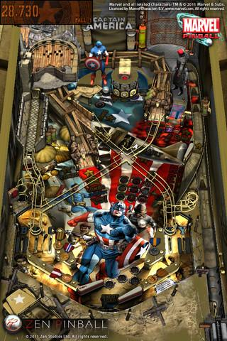 Zen Pinball - Imagem 3 do software