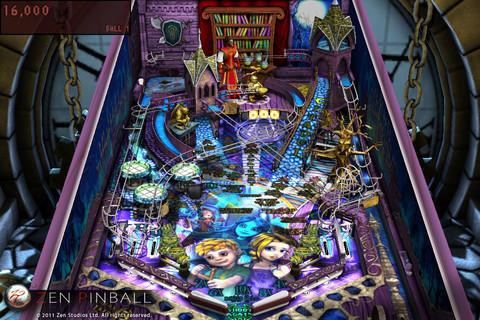 Zen Pinball HD - Imagem 1 do software