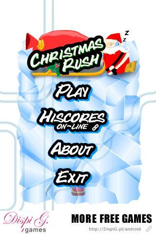 Christmas Rush - Imagem 1 do software