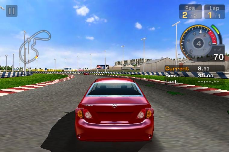 GT Racing Academy.