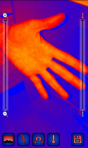 Thermal Vision Camera - Imagem 2 do software