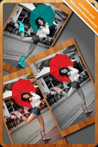 Color Splash Photo - Imagem 2 do software