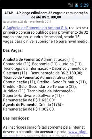 PCI Concursos - Imagem 2 do software
