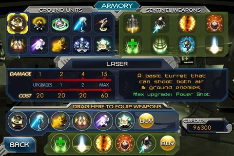 Sentinel 3: Homeworld - Imagem 3 do software
