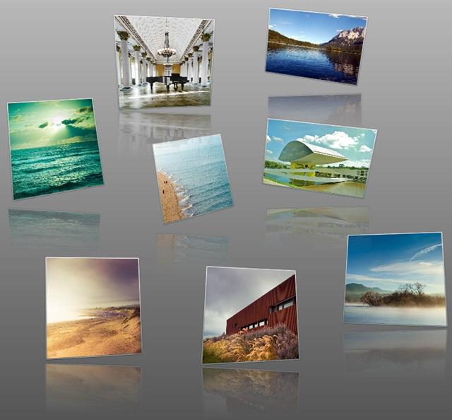 Crie lindas montagens com as suas fotografias