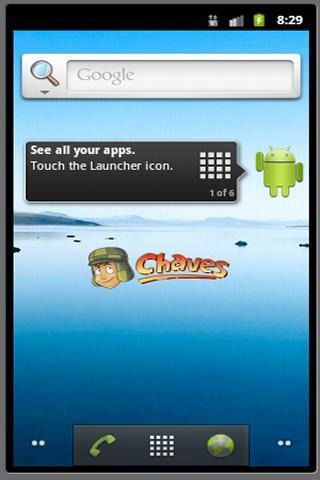 Chaves Widget - Imagem 2 do software