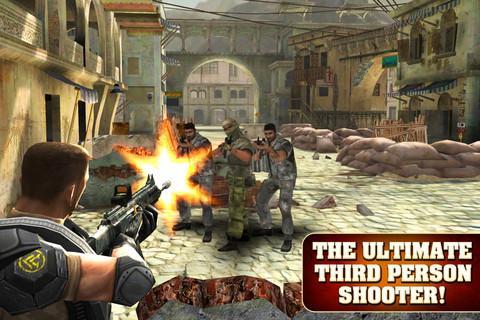 Frontline Commando - Imagem 2 do software