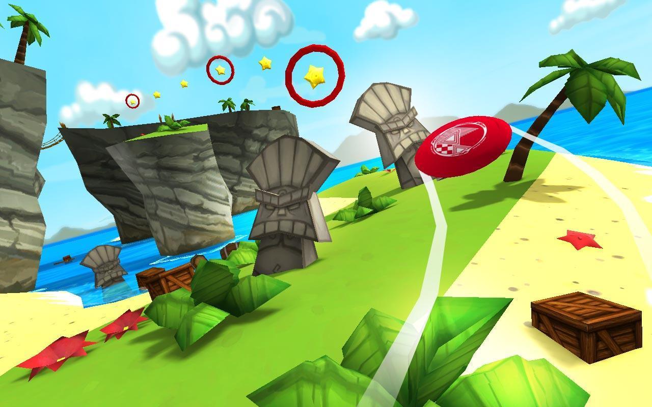 Frisbee Forever - Imagem 1 do software
