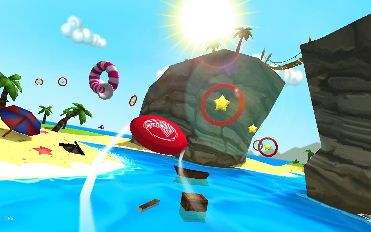 Frisbee Forever - Imagem 2 do software