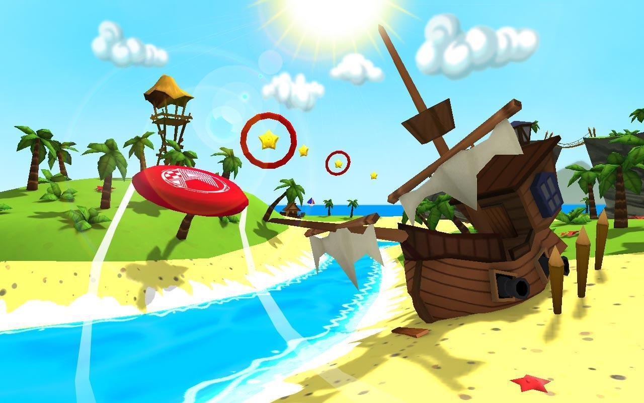 Frisbee Forever - Imagem 3 do software