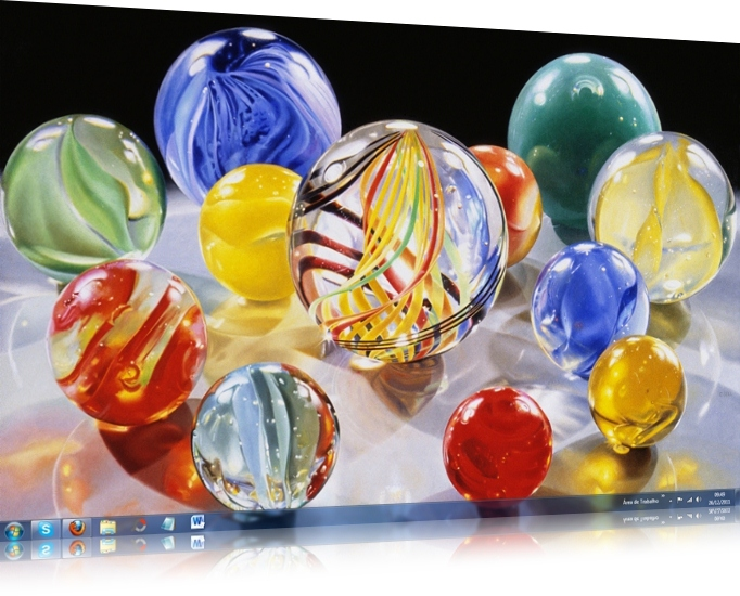 Marbles theme