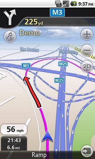 Navfree: GPS Grátis - Imagem 2 do software
