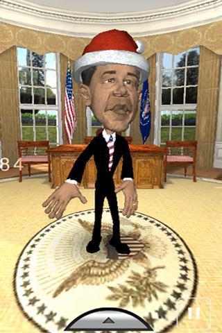 Dance Man Obama - Imagem 1 do software