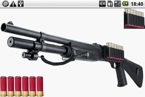 Shotgun Fire - Imagem 1 do software