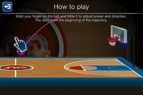 Basketball game - Imagem 1 do software