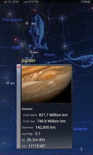 Star Chart - Imagem 3 do software