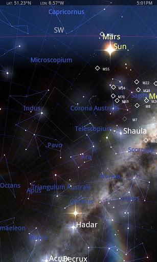 Star Chart - Imagem 4 do software
