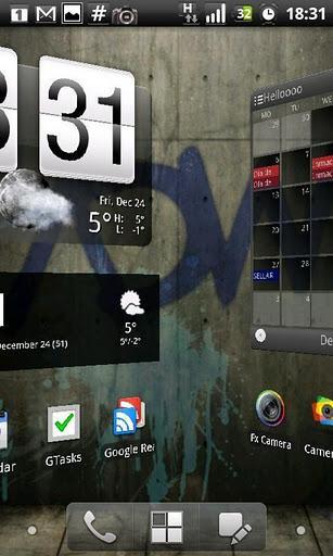 ADWLauncher EX - Imagem 2 do software