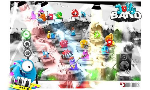 Jelly Band - Imagem 1 do software