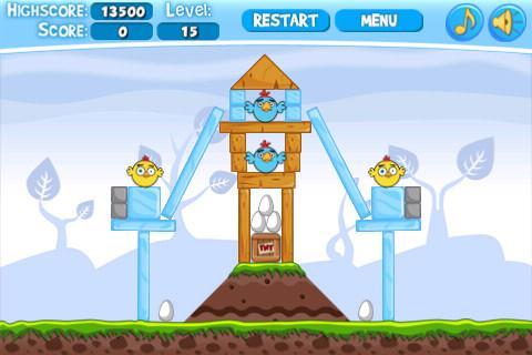 Angry Chickens - Imagem 1 do software