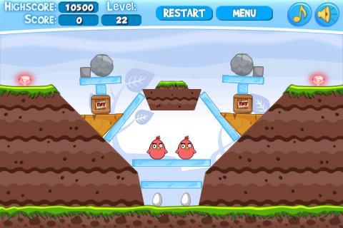 Angry Chickens - Imagem 2 do software