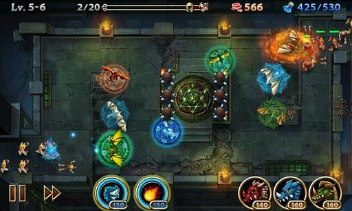 Lair Defense: Dungeon - Imagem 1 do software