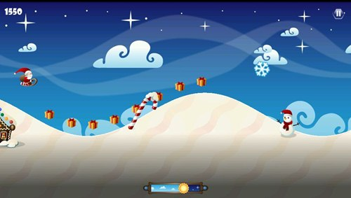 Tiny Santa - Xmas Hills - Imagem 1 do software