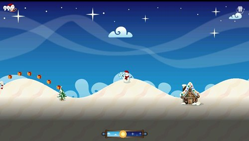 Tiny Santa - Xmas Hills - Imagem 3 do software