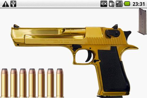 Guns: Desert Eagle - Imagem 1 do software