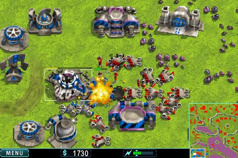 Warfare Incorporated - Imagem 2 do software