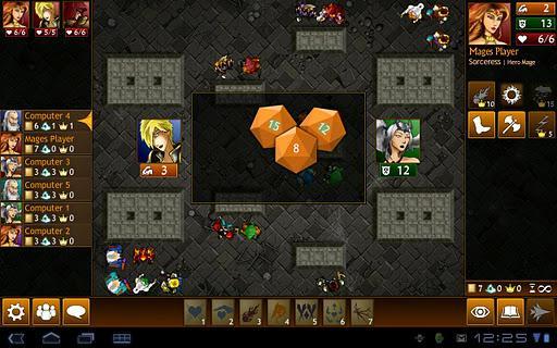 Hero Mages DEMO - Imagem 1 do software