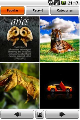 Backgrounds - Imagem 2 do software