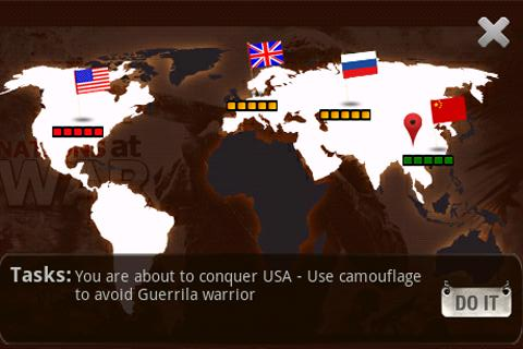 Nations At War - Imagem 1 do software
