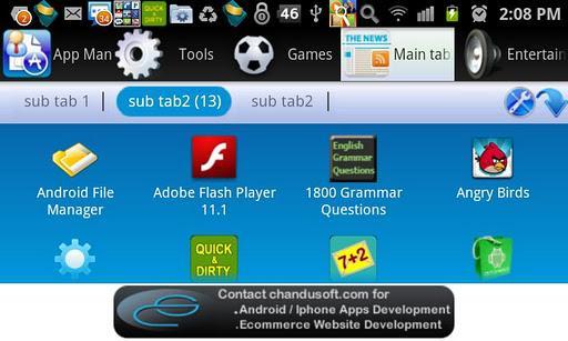 AppMan: Your Apps Organizer - Imagem 3 do software