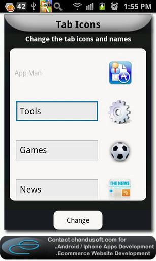 AppMan: Your Apps Organizer - Imagem 2 do software
