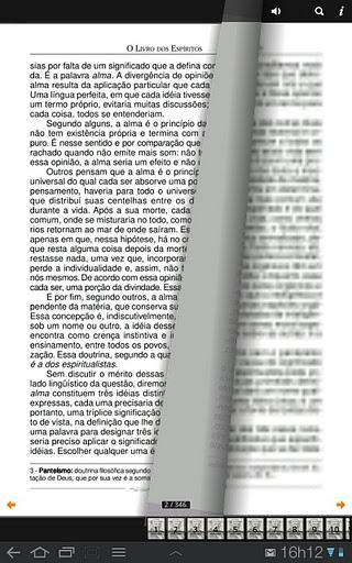 Livro dos Espíritos Português - Imagem 1 do software