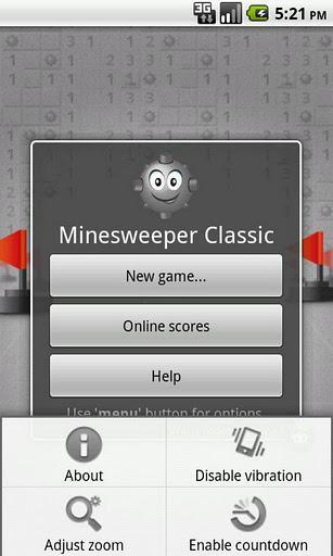 Minesweeper Classic - Imagem 2 do software