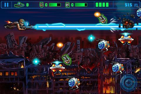 Ultimate Mission (vs Aliens) - Imagem 1 do software