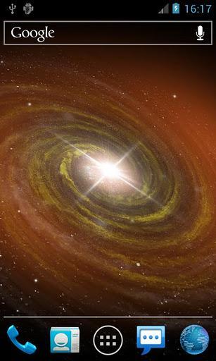 Galaxy Light LWP - Imagem 2 do software