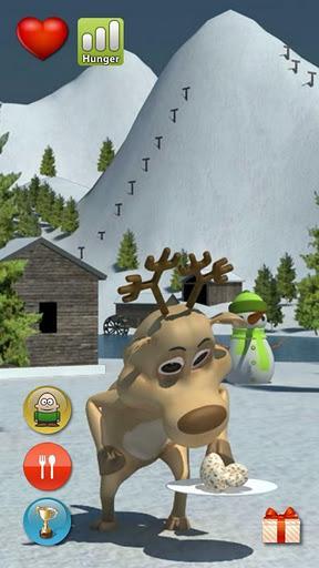 Talking Prancer Reindeer Free - Imagem 2 do software