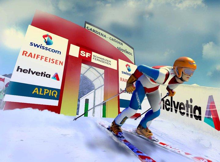 Ski Challenge - Imagem 1 do software