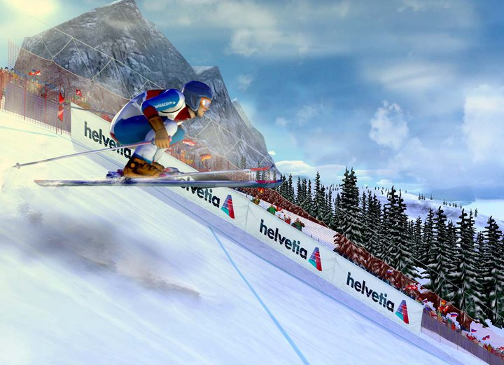 Ski Challenge - Imagem 2 do software
