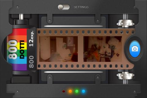 Dotti Disposable Camera - Real Photo Prints - Imagem 2 do software