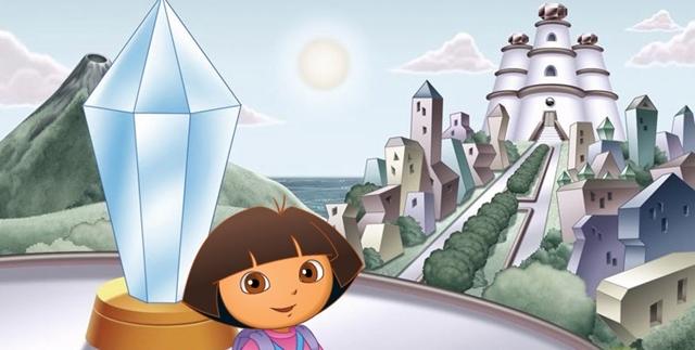 Dora Saves the Crystal Kingdom - Imagem 1 do software