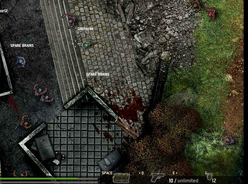 jogos de matar zumbies