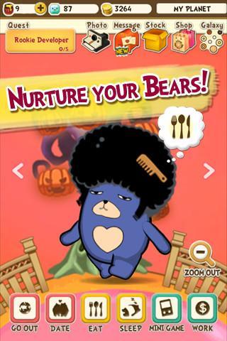 Bumping Bears - Imagem 2 do software