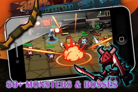 Heroes vs Monsters - Imagem 2 do software
