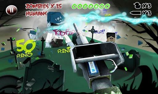Paper Zombie - Imagem 2 do software